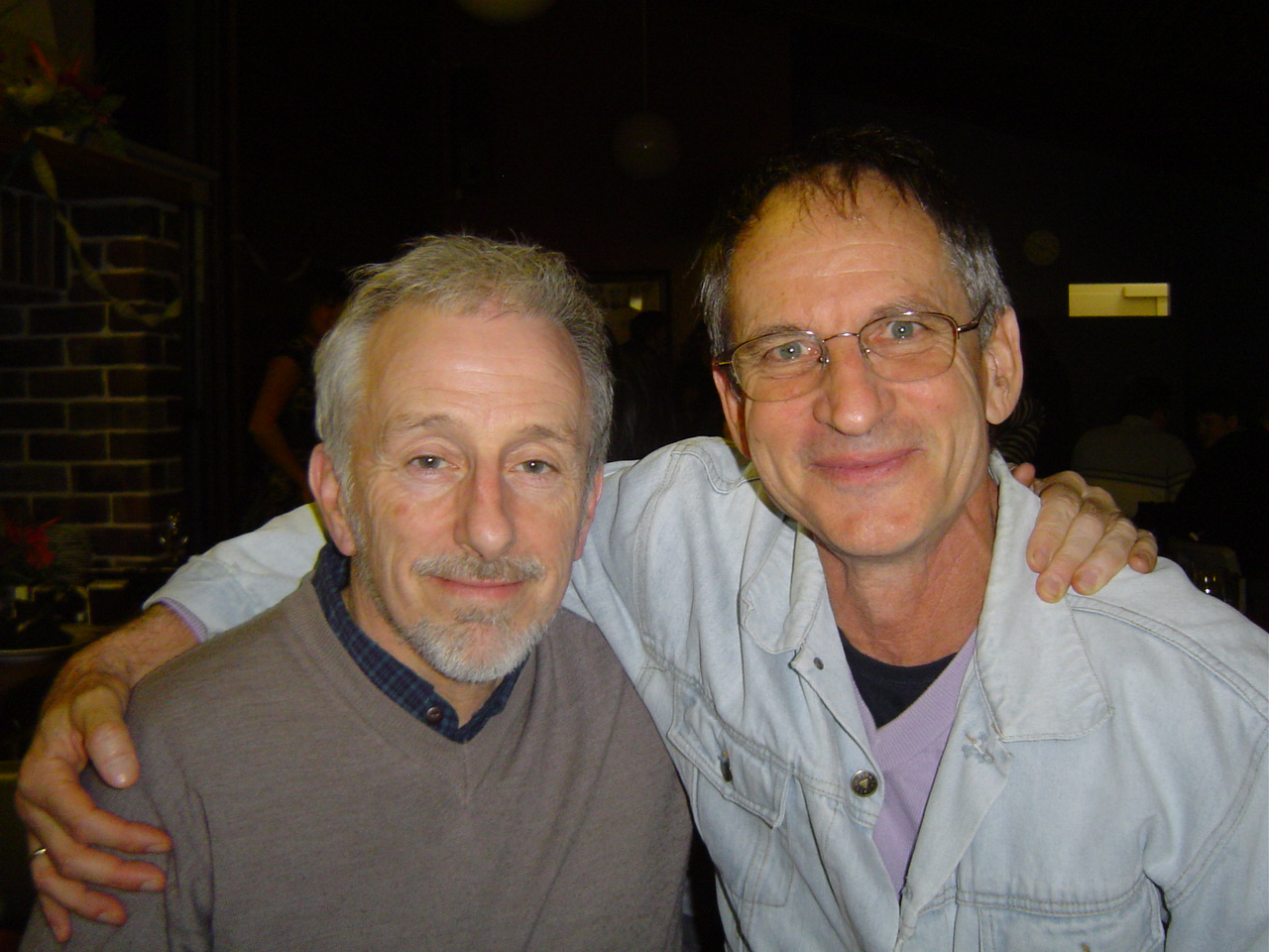 Tony Smitberg Sensei & Dominique Perrotin.JPG