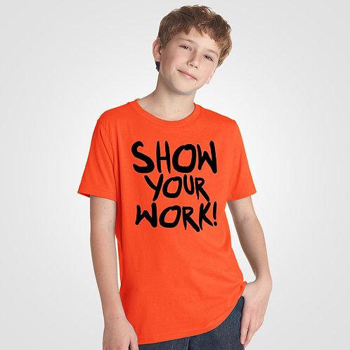 dpoe Show Your Work