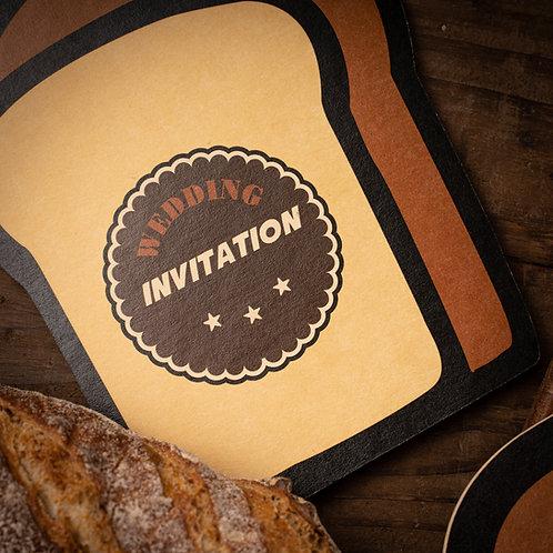 パンの招待状