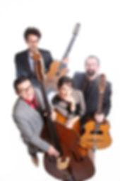 Gili Swing - Jazz manouche - Poitiers, Vienne (86)
