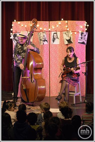 Bassoukou Swing - Concerts jazz pour enfants