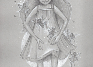 FAERIE ILLUSTRATION