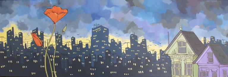 City In Blues