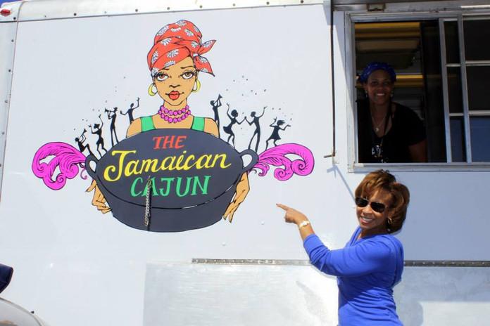 Jamaican Cajun