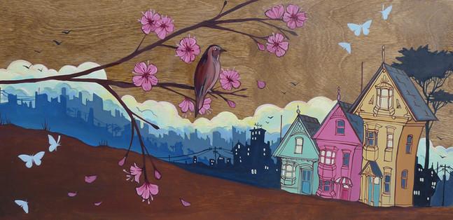 Birdsong & Blossoms