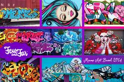 Art Basel 2014, Miami