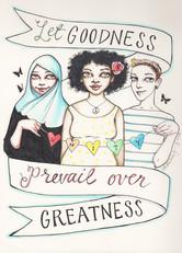 Let Goodness Prevail
