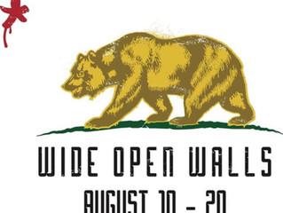 WIDE OPEN WALLS MURAL FESTIVAL