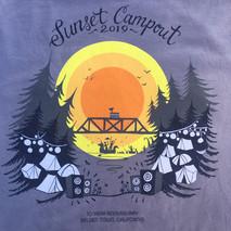 Sunset Campout