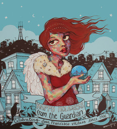 SF Bay Guardian, cover