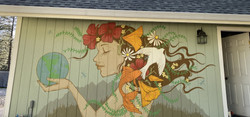 HOME stay-at-home mural festival, 2020