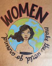 Women Make The World Go Around