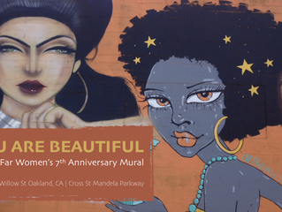 YOU ARE BEAUTIFUL: 7th ANNIVERSARY MURAL PROJECT