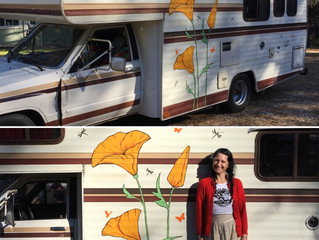PAINTED POPPY RV