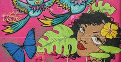 Miami Few & Far Wall, 2018