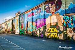 RVA Street Art Festival, Richmond, Va 2012