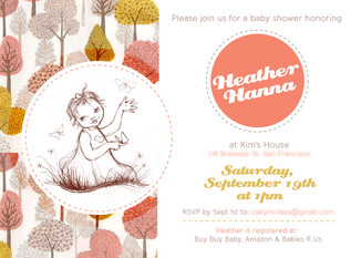 Baby Shower Invitiation