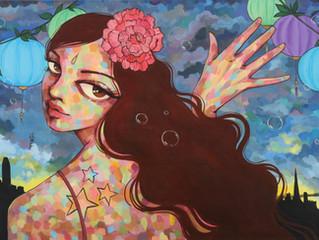 UPCOMING 3 ARTIST SHOW: PANOPTIC BEAUTY