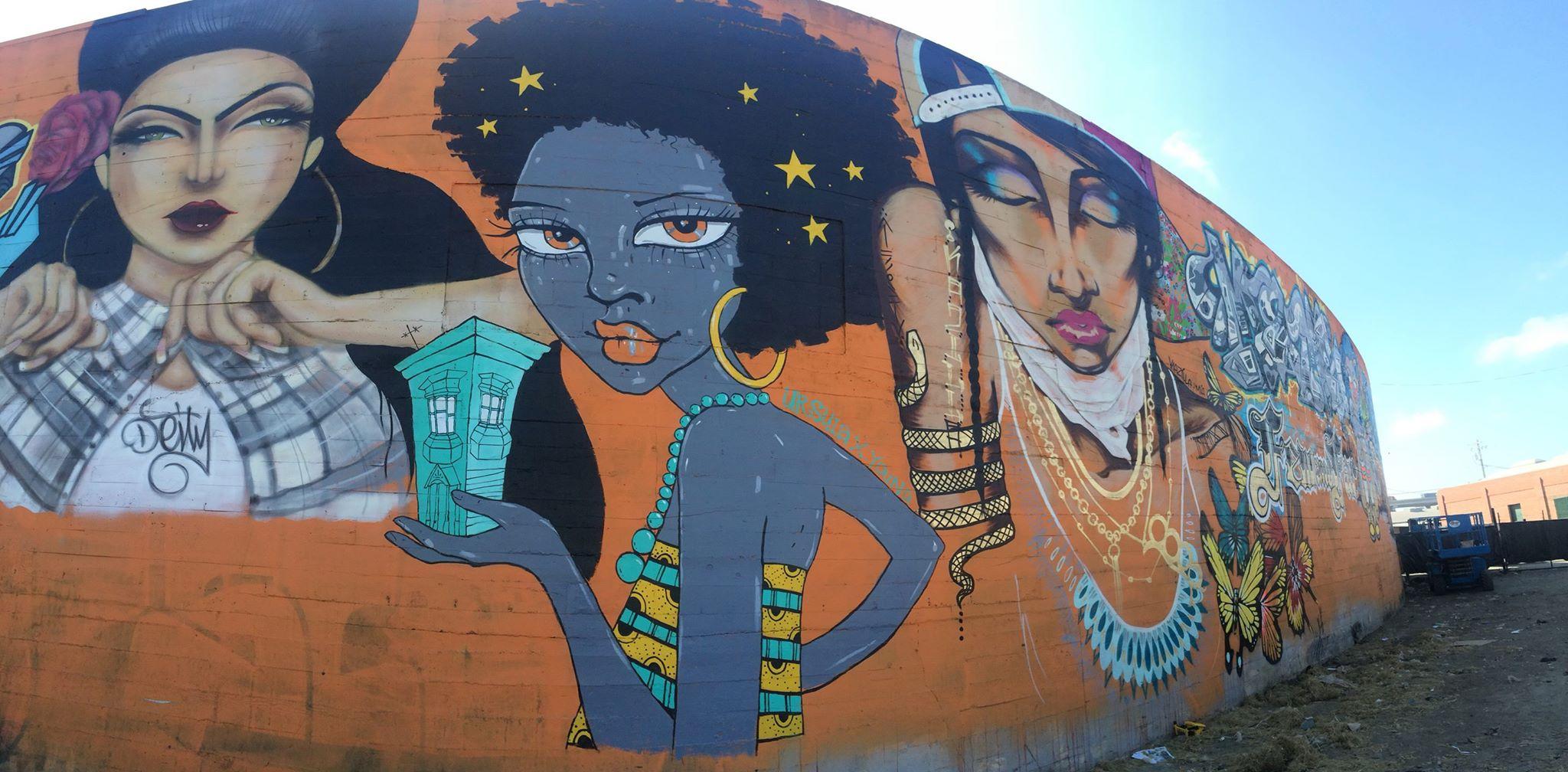 Oakland, 2015