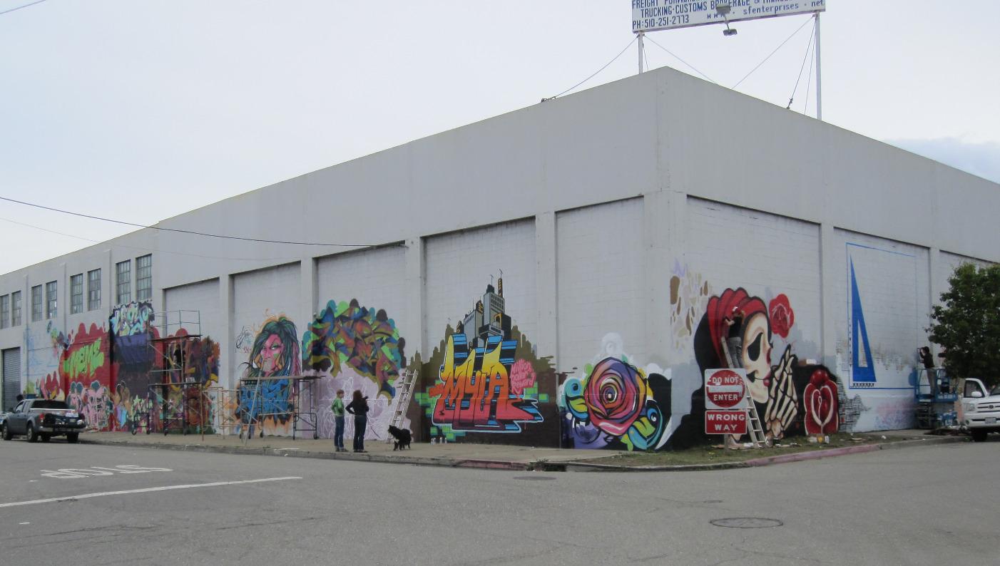 Oakland, 2011