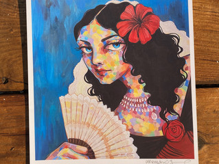 LOLA MONTEZ PRINT NOW AVAILABLE