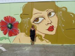 Wide Open Walls mural 2017