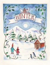 Winter Illustration
