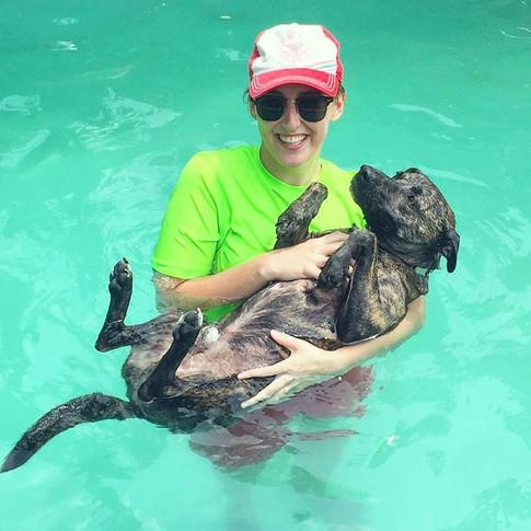 Liam Hydrotherapie Pool