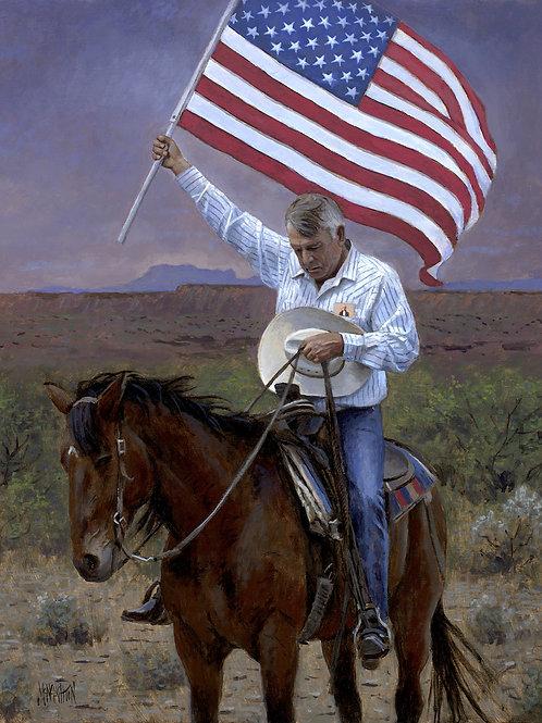 Pray for America - Jon McNaughton