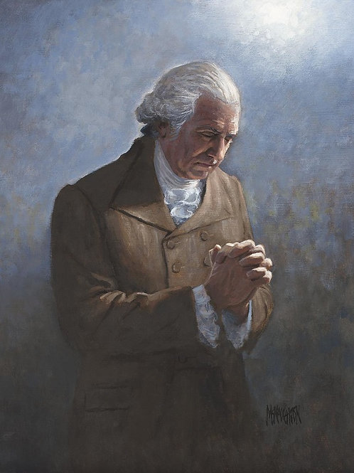 Washington's Prayer - Jon McNaughton