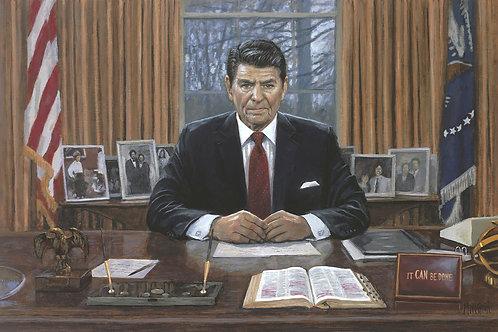 Ronald Reagan- It Can Be Done - Jon McNaughton