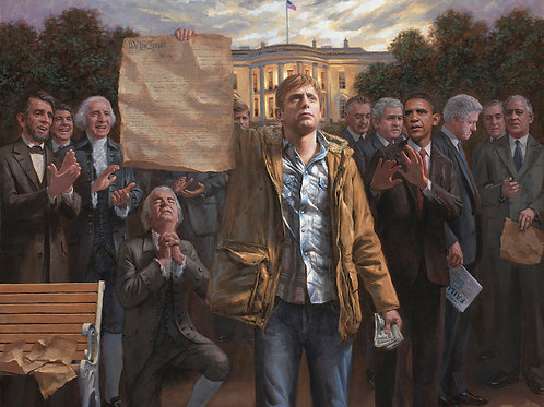 The Empowered Man - Jon McNaughton