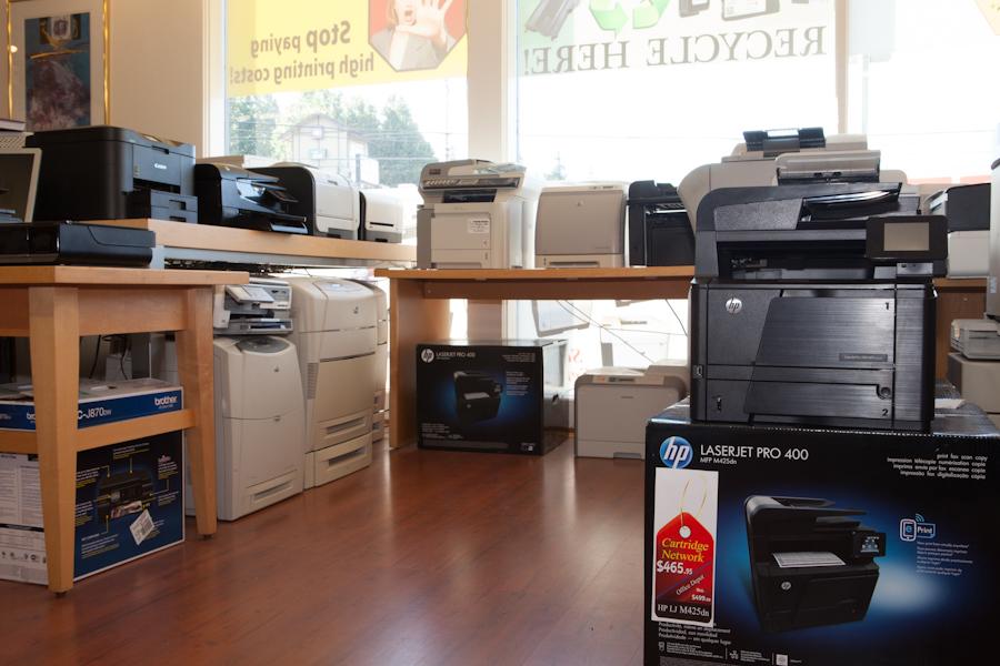 Refurbished Laserjet Machines