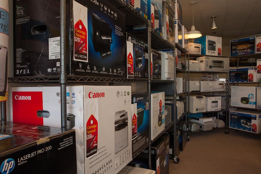 New Laserjet Printers