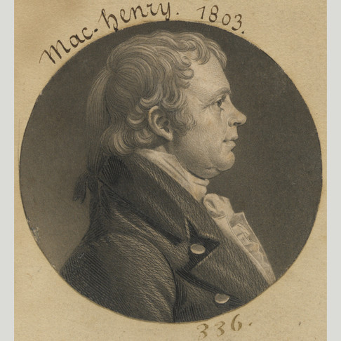 DR. JAMES MCHENRY