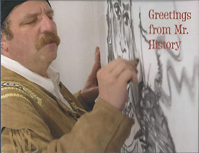 Steve Stark will be featured speaker at Geographical Center Historical Society dinner April 14, 2013.