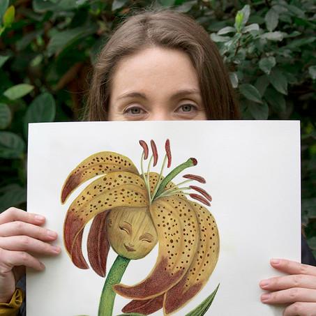 5 Beneficios de practicar Arte inspirado en la Naturaleza