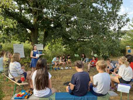 Could this pioneering summer camp on climate solutions be the first of many?