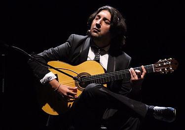 flamenco guitarrist Antonio Rey