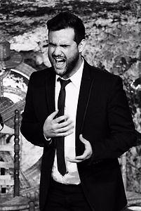flamenco singer cantaor Bernardo Miranda