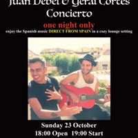 Juan Debel & Yerai Cortes Concierto