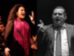flameno singer cantaores