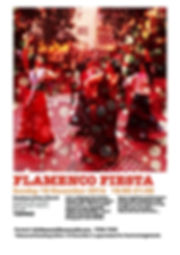 Flamenco Fiesta in HK