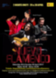 Flamenco Performance Nuevo Flamenco 2017