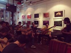 Yerai Cortes Guitar Workshop