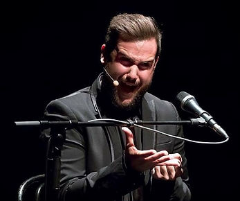 flameno singer cantaor Bernardo Miranda