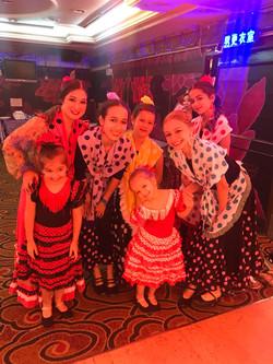 Kids flamenco