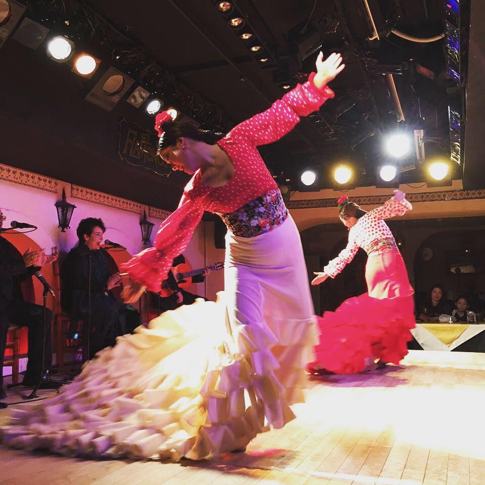 La Partida at El Flamenco in Tokyo