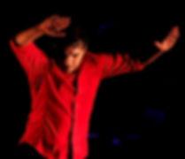 flamenco dancer Pedro Cordoba