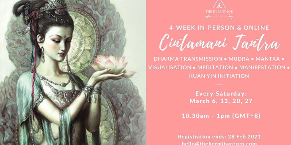 4-Week Cintamani Tantra Meditation Program
